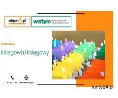 Księgowa/Księgowy - Katowice / z orzeczeniem o niepełnosprawności
