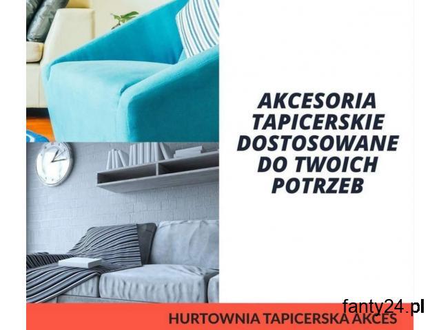 Hurtownia tapicerska AKCES zaprasza do swojego sklepu