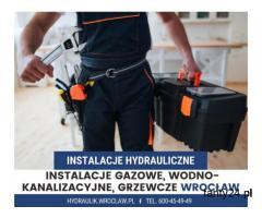 Hydraulik Dawid - usługi hydrauliczne we Wrocławiu
