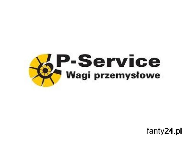Waga na przenośniku P-BELT - P-Service